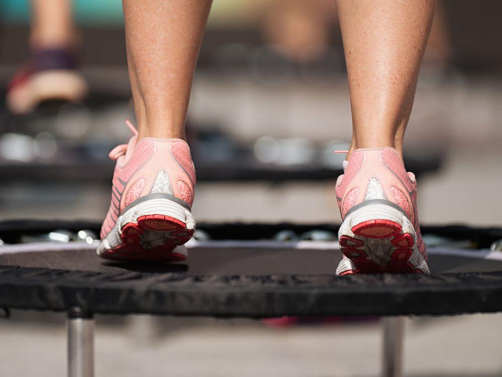 점핑피트니스 트램펄린의 위험성