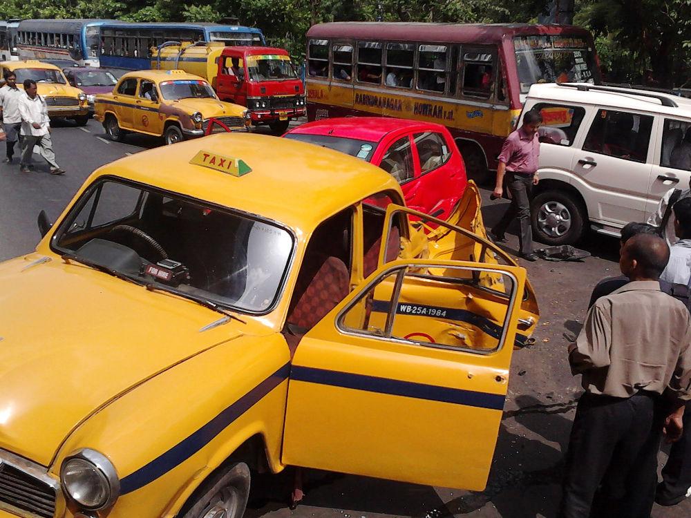 택시 승객 사고 피해